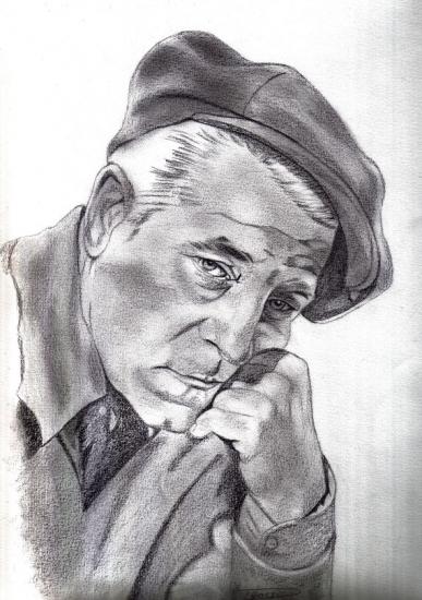 Jean Gabin por roger